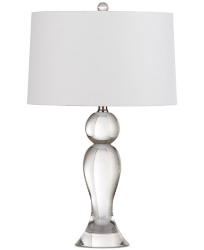 Decorator's Lighting Trophy Shapley Crystal Table Lamp