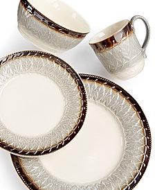Fitz and Floyd Carrington Dinnerware Collection