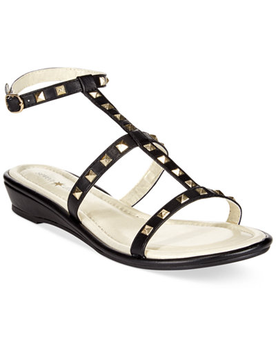 Seven Dials Candle Studded Gladiator Sandals Sandals