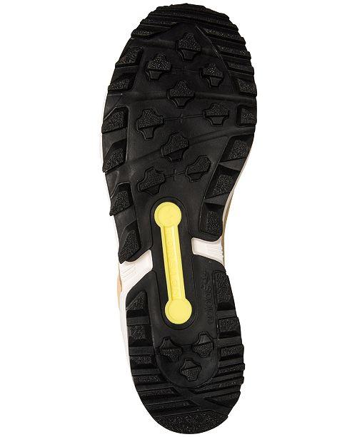 018eeb9cdc641 adidas Men s Originals ZX Flux Winter Sneakerboots from Finish Line ...