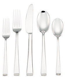 Hotel Collection 20-Pc. Flatware Set, Created for Macy's