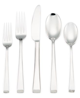 hotel collection 20pc flatware set created for macyu0027s