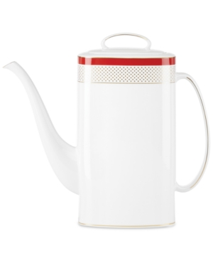 kate spade new york Jemma Street Collection 2-Pc. Lidded Coffee Pot