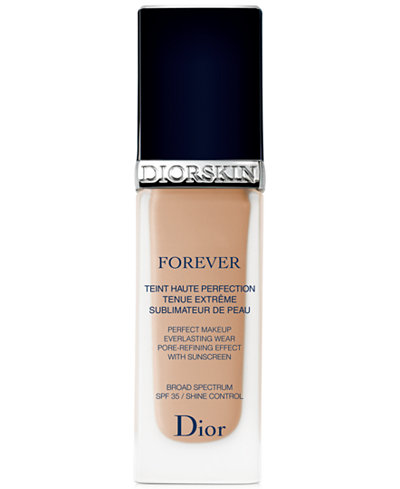 dior diorskin forever perfect foundation broad spectrum spf 35 shop all brands beauty macy 39 s. Black Bedroom Furniture Sets. Home Design Ideas