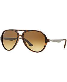 Ray-Ban Sunglasses, RB4235 57