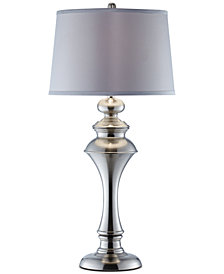 Pacific Coast Spun Metal Table Lamp, Created for Macy's