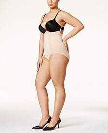 Women's  Plus Size OnCore High-Waisted Brief PS1815