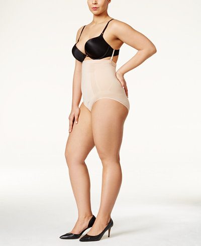SPANX Plus Size Extra Firm Tummy-Control Oncore High-Waist Brief PS1815