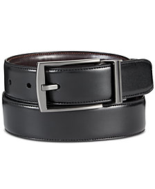Ryan Seacrest Distinction Men's Reversible Belt, Created for Macy's