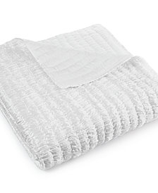 CLOSEOUT! Hotel Collection Finest Crescent Quilted Full/Queen Coverlet, Created for Macy's