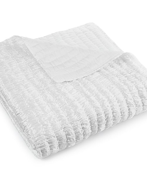 Hotel Collection LAST ACT! Finest Crescent Quilted King Coverlet, Created for Macy's