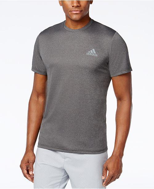 Adidas T hombre 's Essential Tech T Adidas shirt t shirts hombre Macy' s b51347
