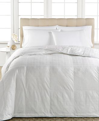 Spring Air Active Cool Moisture Wicking Down Alternative Comforters, 100% Cotton Cover
