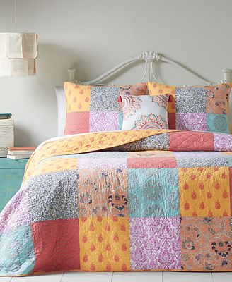 Jessica Simpson Sonya Quilt Amp Sham Collection Quilts