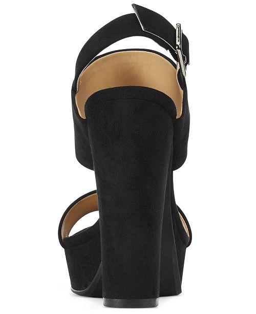 d95da199df5 Report Lawren Two-Piece Platform Sandals   Reviews - Sandals   Flip ...