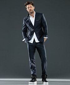 I.N.C. Men's Jayden Non-Iron Shirt & Classic-Fit Suit Separates, Created for Macy's