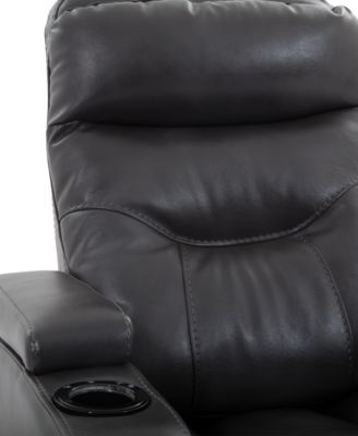 $1199.00 & Clancy Power Recliner with USB Power Outlet - Furniture - Macyu0027s islam-shia.org