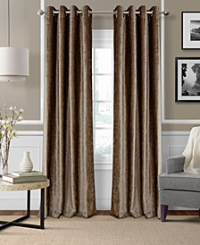 "Victoria Velvet 52"" x 95"" Thermal Curtain Panel"