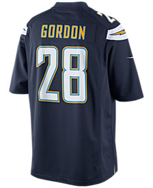 Nike Men's Melvin Gordon San Diego Chargers Limited Jersey