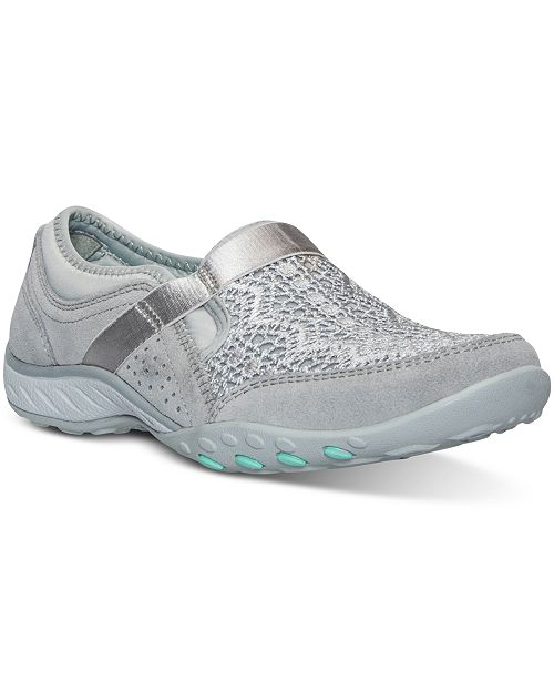 Skechers Women's Relaxed Fit: Breathe Easy Our Song Casual