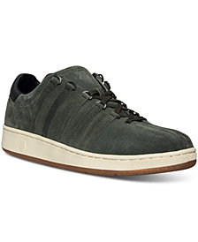 K-Swiss Men's Classic 96 Suede P Casual Sneakers from Finish Line