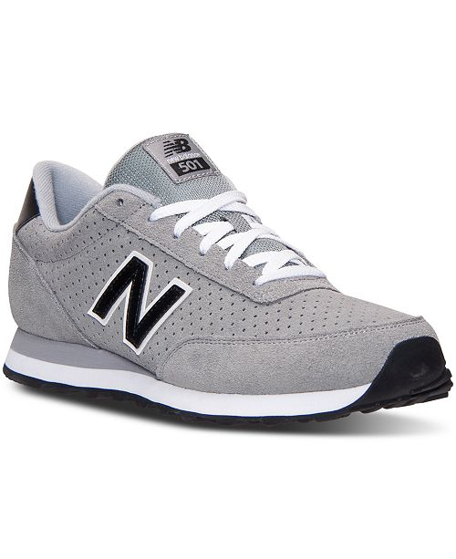 64e5157ce3394 New Balance Men's 501 Casual Sneakers from Finish Line & Reviews ...