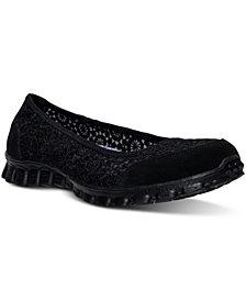 Skechers Women's GOwalk Flighty Memory Foam Walking Sneakers from Finish Line