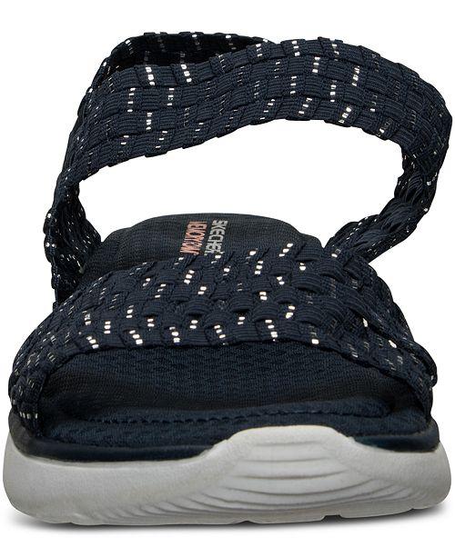 0302c1654a4c Skechers Women s Counterpart Breeze - Warp Sandals from Finish Line ...