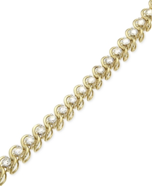 Diamond Tennis Bracelet (5 ct. t.w.) in 14k Gold