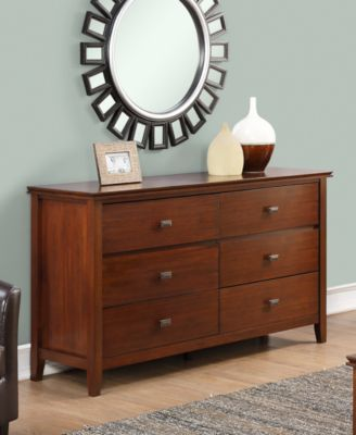 Furniture Bellevue Bedroom Dresser And Media Cabinet, Quick Ship    Furniture   Macyu0027s