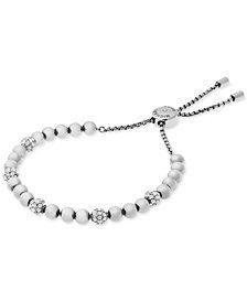 Michael Kors Beaded Pavé Slider Bracelet