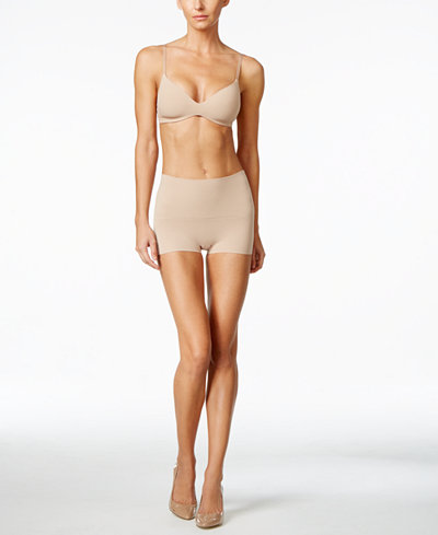 SPANX Power Shorty, also available in extended sizes