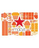 Macy's Birthday E-Gift Card
