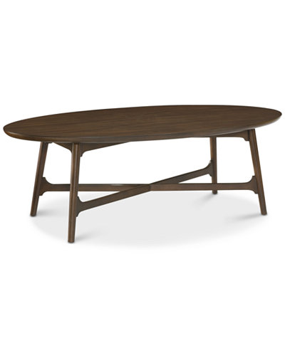 Hirono Oval Coffee Table