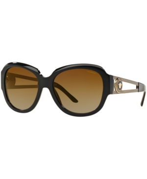 Versace Polarized Sunglasses,...