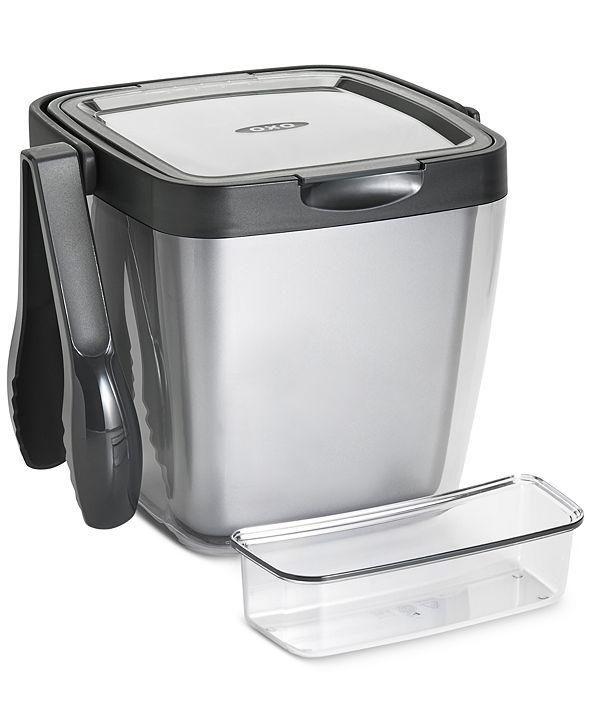 OXO Good Grips 3-Pc. Ice Bucket Set