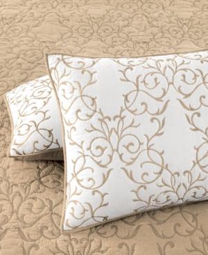 Martha Stewart Collection Cotton Chateau Standard Sham Created for Macys