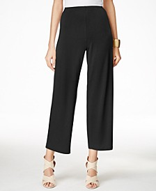 Soft-Knit Dressing Culottes, Created for Macy's