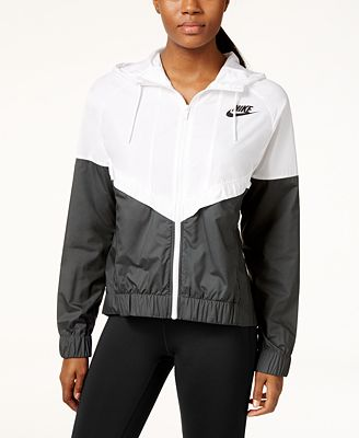 nike wind runner colorblocked jacket jackets women. Black Bedroom Furniture Sets. Home Design Ideas