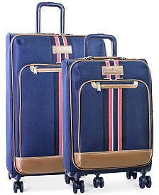 CLOSEOUT! Tommy Hilfiger Freeport Spinner Luggage, Created for Macy's