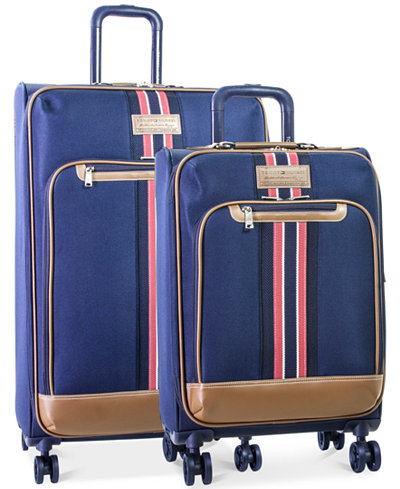 Tommy Hilfiger Freeport Spinner Luggage, Created for Macy's