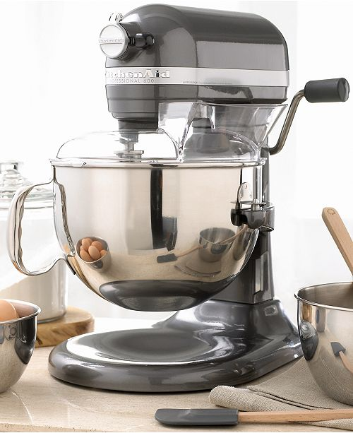 KitchenAid Pro 600™ Series 6 Quart Bowl-Lift Stand Mixer - Small ...