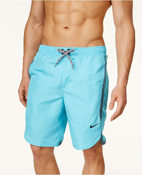 ba5c094eea530 Nike Performance Quick Dry Solid Swim Trunks & Reviews ...