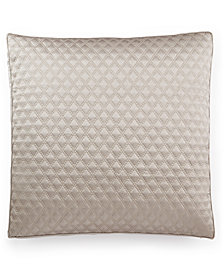Hotel Collection Dimensions Quilted European Sham