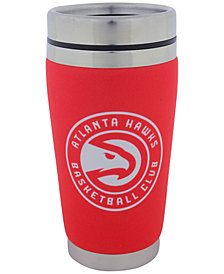 Hunter Manufacturing Atlanta Hawks 16 oz. Stainless Steel Travel Tumbler