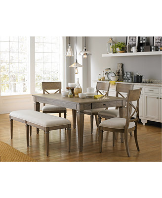 Winston Dining Furniture Collection ly at Macy s