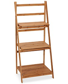 Three-Shelf Folding Tower