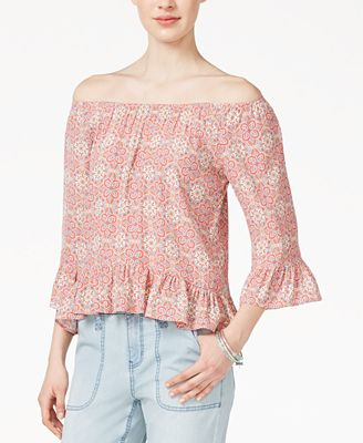 Sanctuary Julia Off the Shoulder Top