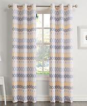 """Lichtenberg No. 918 Celine Grommet 48"""" x 63"""" Panel"""