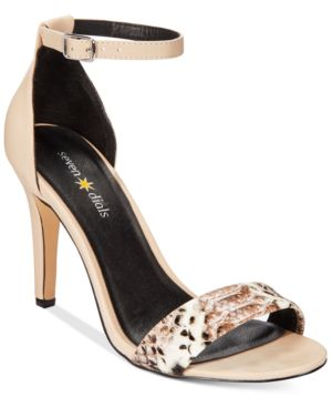 Seven Dials Wickford Two-Piece Dress Sandals Women